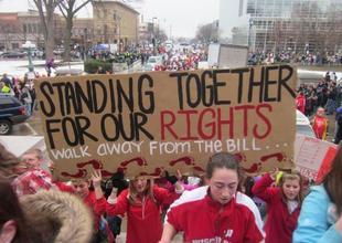 Wisconsin Is a Battleground Against the Billionaire Kochs
